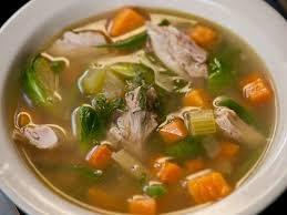 turkey soup cook diary