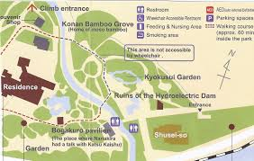 Chicago Botanic Garden Map by A Fast Tour Of Sengan En Gardens In Kagoshima Travels With Sheila