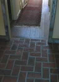 brick floor and wood floor home decor loversiq