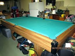 how much does a pool table weigh how much does a slate pool table weigh slate pool table clean used
