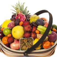 tropical fruit delivery gogo fruit basket food delivery unit 6 norbury court