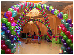 party balloons nj balloon decorations nj life o u0027 the party