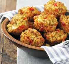 southern cornbread dressing muffins the saturday evening post