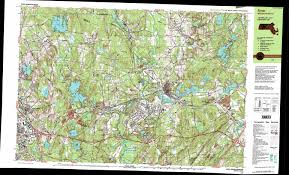 Ma Map Ayer Topographic Map Ma Usgs Topo Quad 42071e5