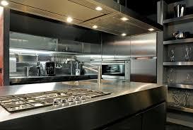 Kitchen Restaurant Design Amazing Factory Loft Transformed In Milan Milan Lofts And