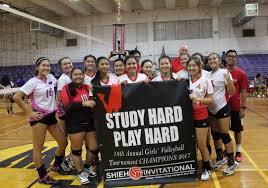 pre thanksgiving softball tournament knights win 2017 shieh preseason volleyball tourney gspn u2013 guam