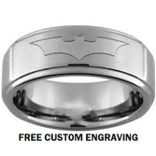 batman wedding bands i m not a fan of changing wedding rings but i would do it for