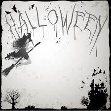 halloween vintage poster template u2014 stock vector mustahtar