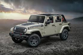 smallest jeep 2017 jeep wrangler rubicon recon is the most off road ready jk