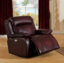Power Sofa Recliners Leather by Faraday
