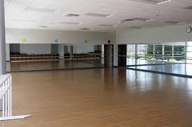 alumni gym dance studio
