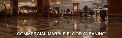 commercial marble floor cleaning houston