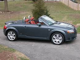 audi convertible interior vw 2001 audi tt quattro baseball glove stitching brown silver grey