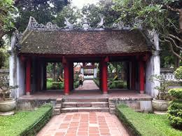 văn miêu u2013 the temple of literature in hanoi vietnam