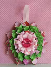 love your mother rolled paper ornament christmas pinterest