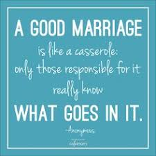 wedding quotes not cheesy marriage quote the goal in marriage is not to think a like but