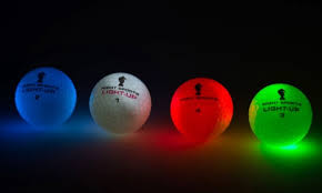 light up golf balls get my perks night sports light up golf balls