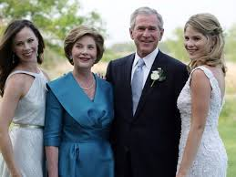 bush daughters write touching letter to obama sisters king5 com
