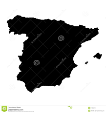 Map Of Spain Regions by Spain Regions Royalty Free Stock Images Image 9525149