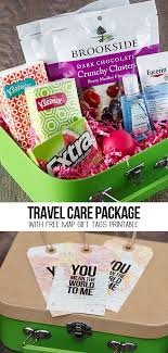 25 unique travel gift baskets ideas on vacation gift