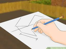 How To Build A Pole Barn Cheap 3 Ways To Build A Pole Barn Wikihow