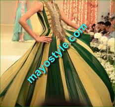 latest mehndi dresses 2013 14 for pakistani wedding by ethnic couture jpg