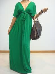 4x Plus Size Clothing Nwt Women Party Summer Green Kimono Long Maxi Dress Plus Size 3x