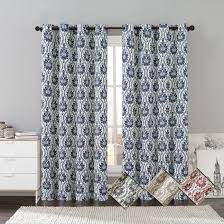 konya grommet room darkening curtains single panel