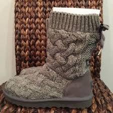 ugg isla sale ugg sale ugg isla grey knit boots from stefanie s closet on