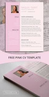 free resume builder and save 67 best free resume templates for word images on pinterest free free word resume template for the ladies pretty in pink