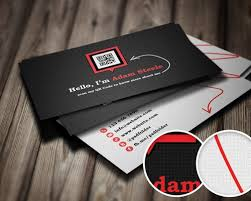 25 free business card design templates creative nerds