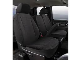 fia silverado custom fit solid saddle blanket front seat covers
