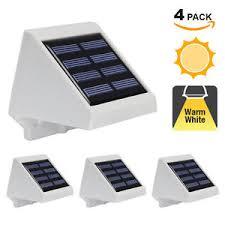solar powered dusk to dawn light outdoor solar powered garden led wall lights fence lights dusk till