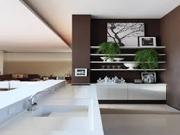 Kitchen Cabinet Pull Down Shelves Design Marvelous White Contemporary L Shape Kitchen Cabinet With