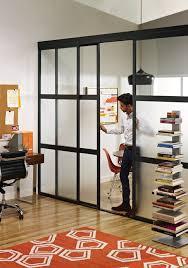 sliding door room dividers home design 81 surprising open bookcase room dividers