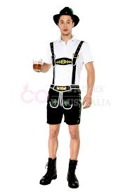 mens lederhosen oktoberfest german costume