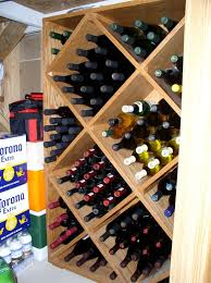 fabulous wine rack design 25 best ideas about homemade wine racks