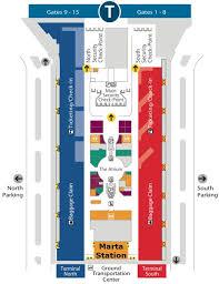 atlanta international airport map boutique air airport 521