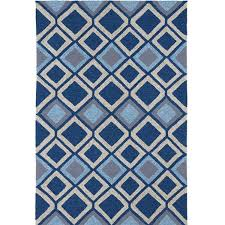 traditional rugs for your oh so modern space bhg com shop brilliant blue