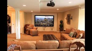cool basement decorating ideas youtube