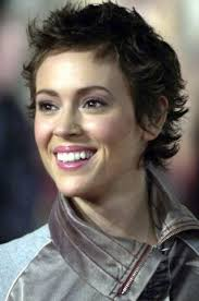 short hairstyles for very thin chemo hair very short wavy hair obviously from another decade based on