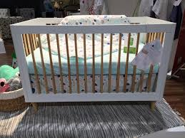 hudson convertible crib the lolly 3 in 1 convertible crib from babyletto is cute as can