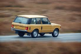 brown range rover range rover classic reborn the rangie u0027s back from the dead by car