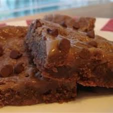 caramel turtles brownies recipe allrecipes com