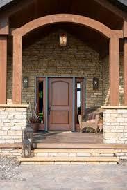 Bayer Built Exterior Doors Exterior Doors Fiberglass Door With Sidelite And Topper Bayer