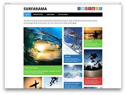 30 best responsive u0026 free travel wordpress themes