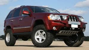 2008 lifted jeep grand superlift 2wd jeep grand wk commander xk 4 lift kit