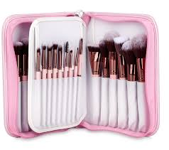 cruelty free brush book 30 piece brush set luxie beauty