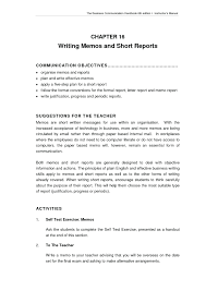 templates for business communication template sle report template for business