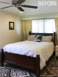 How To Bedroom Makeover - master bedroom makeover in a weekend a houseful of handmade